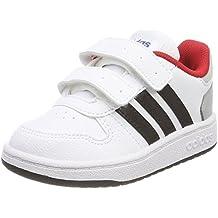 adidas Hoops 2.0 CMF I, Zapatillas de Estar por casa Unisex bebé