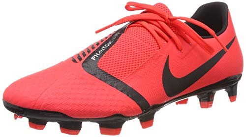 Nike Unisex-Erwachsene Phantom Venom Academy FG Fußballschuhe, Mehrfarbig (Bright Crimson/Black/Bright Crimson 600), 43 EU