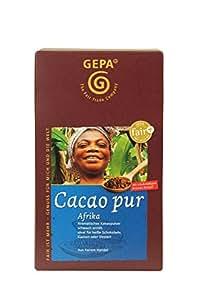 GEPA Kakao Afrika, 3er Pack (3 x 250 g Packung)