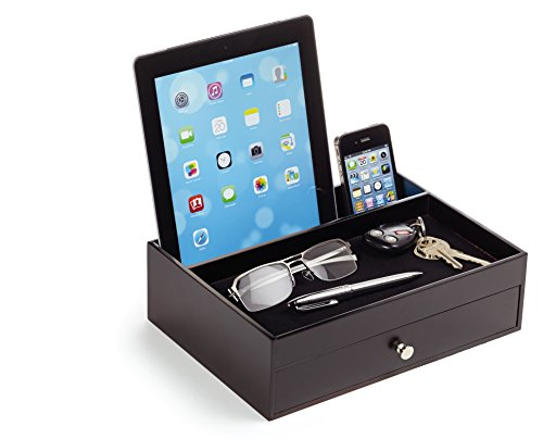 Manscape Valet Drawer with Charging Station