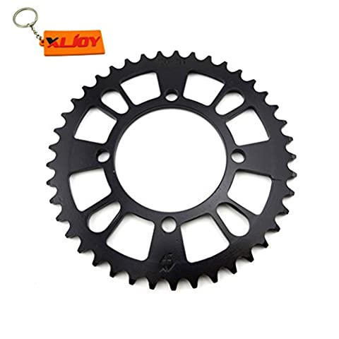 XLJOY 420 76mm 39 Tooth Rear Sprocket For 420 Chain