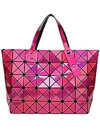 5278b74657 AJLBT Sac à Bandoulière Lingge Style Japonais Sac à Main Fashion Géométrique