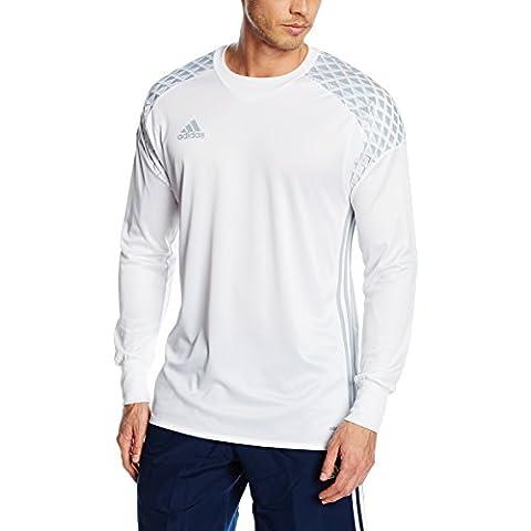 Adidas camiseta de portero para hombre Onore 16, color  - blanco, gris, tamaño XXL - 62
