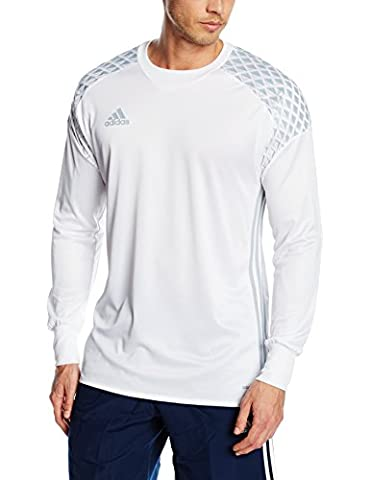 adidas Onore 16 Men's Goalkeeper's Jersey, Men, Torwarttrikot Onore 16, White/Light Grey, Small