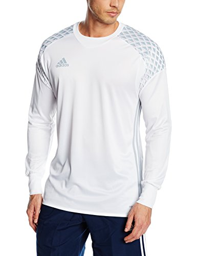 adidas Herren Torwarttrikot Onore 16 Trikot, White/Light Grey, L