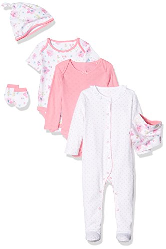 Mothercare Baby Girls' Six Piece Clothing Set