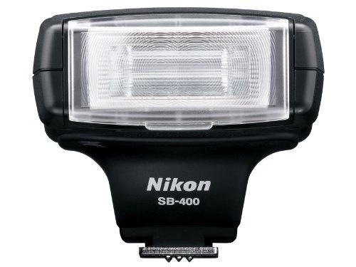 Nikon SB-400 Blitzgerät für Nikon D3, D300, D40, D200, D700. D3x, D80, D60, D90, COOLPIX P6000, P7000