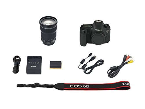 Canon EOS 6D SLR-Digitalkamera (20 - 6