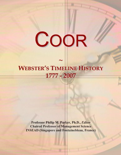 coor-websters-timeline-history-1777-2007