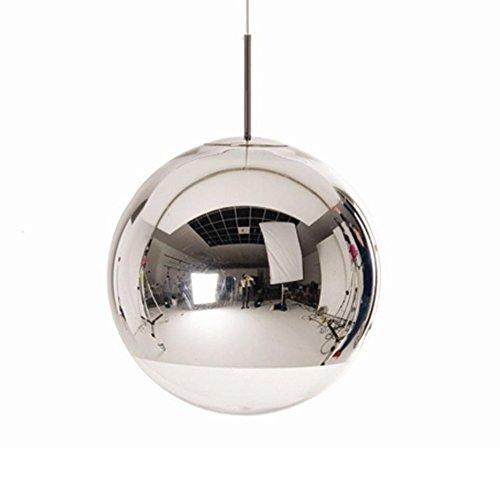 Tom Dixon-Tom Dixon Mirror Ball 40Ciondolo Di Mirror Ball cromo lucido taglia 2ø 40cm Mirrorball