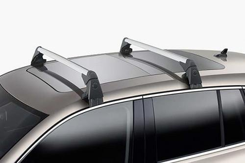 VW Grundträger Tiguan 07> Trägerprofil: T-Nut/auch für Panoramadach - 5N0071126