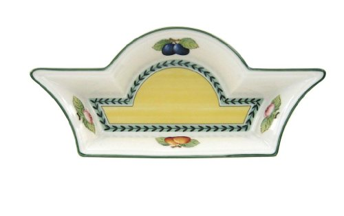 Villeroy & Boch French Garden Fleurence Coupelle, Porcelaine Premium, Blanc/Multicolore