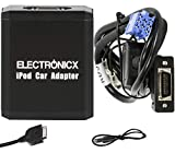 Adaptador de radio para coche compatible iPhone iPad iPod para mayor comodidad mientras conduces. Peugeot CITROEN Peugeot 106 206 206CC 307 307