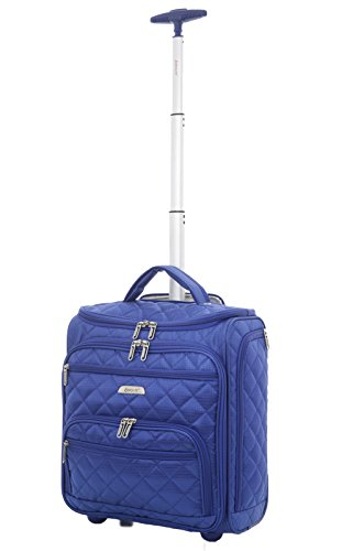 Aerolite-Small-Underseat-Cabin-Hand-Luggage-Trolley-Bag-for-Easyjet-Plus-Flexi-fare-Upfront-Extra-Legroom-fits-45x36x20cm-KidsChildren-Weekend-trips