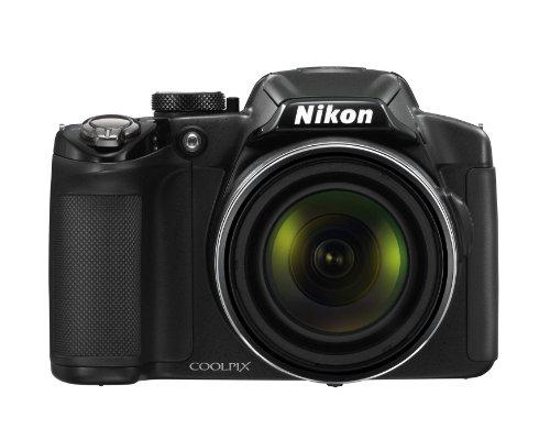 Nikon Coolpix P510 Digitalkamera (16 Megapixel, 42-fach opt. Zoom, 7,5 cm (3 Zoll Display), GPS, bildstabilisiert) schwarz 16,1 Mp Cmos-sensor