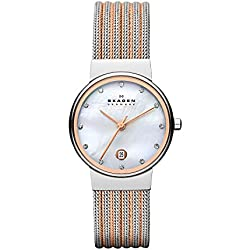 Skagen Women's Watch 355SSRS