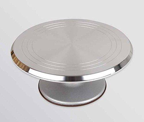 Torretta Di Alluminio Torta Cremagliera Della Torta Da 12 Pollici Gli Strumenti Di Cottura