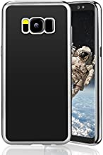 Funda Samsung Galaxy S8, Orlegol Samsung Galaxy S8 Slim Silicona Case Cover Funda [Ultra-delgado] [Shock-Absorción] [Anti-Arañazos] Carcasa Case para Samsung Galaxy S8 (2017)