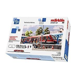 "41gDETmwilL. SS300  - Märklin Start up 29641 - Startpackung ""Moderner Nahverkehr"". 230 Volt, DB AG, Spur  H0"