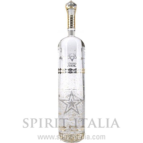 Royal Dragon Superior Vodka Imperial - mit 23 Karat Blattgold Methusalem 40,00% 6 l. (Imperial Dragon)