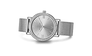 Timothy Stone - Collection INDIO - Montre Femme - Argent