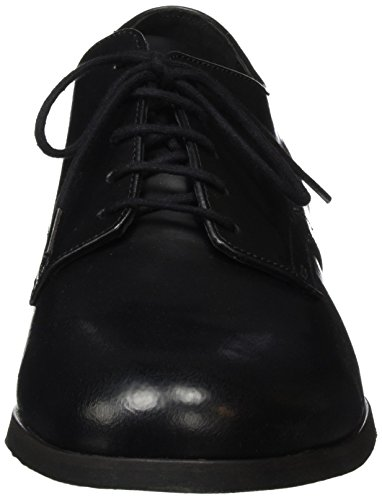 Shoe the Bear Us P, Derby Homme Noir (Black)