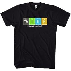 Geek Think - Science - Physics - Nerd 700794 T-Shirt M