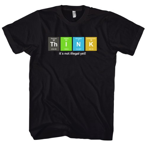 Geek Think - Science - Physics - Nerd 700794 T-Shirt