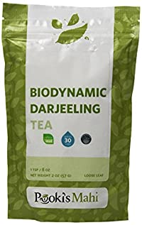 Pooki's Mahi Biodynamic Darjeeling Tea, 2 Ounce
