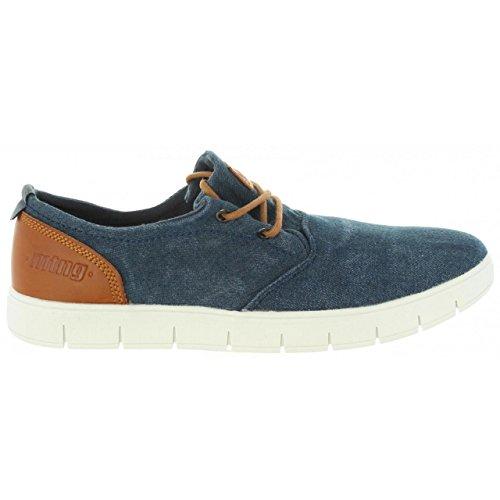 MTNG Bambu, Chaussures de Fitness Homme, Bleu