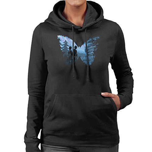 Choice Blue Butterfly Life Is Strange Women's Hooded Sweatshirt Butterfly Hooded Sweater