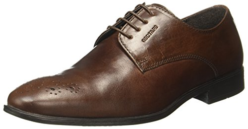 Red Tape Men's RTE0472 Brown Formal Shoes - 7 UK/India (41 EU)(RTE0472-7)