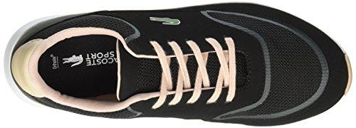 Lacoste - Chaumont Lace 316 2, Scarpe da ginnastica Donna Nero (nero (nero 024))