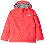 The North Face Y Jkt Chaqueta Snow Quest, Unisex niños, Rocket Red, L