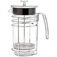Cafetiere French Press Coffee Maker 600ml/20oz - Lsydnfow Coffee Press & Tea Makers with Heat Resistant Borosilicate Glass and 304 Grade Stainless Steel