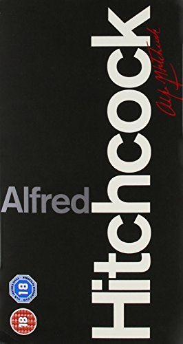 Alfred Hitchcock Collection - 14-DVD Box Set ( The Birds / Family Plot / Frenzy / The Man Who Knew Too Much / Marnie / Rear Window / Saboteur / [ NON-USA FORMAT, PAL, Reg.2.4 Import - United Kingdom ] by Jessica Tandy