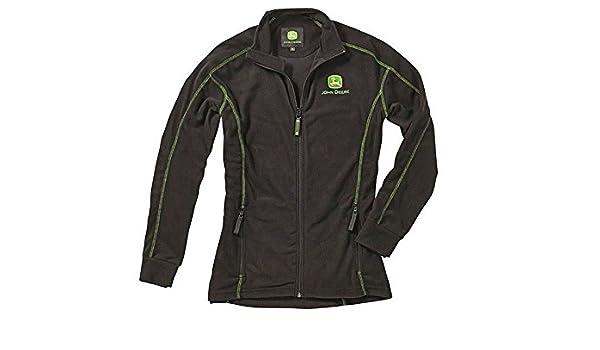suurin alennus suurin alennus laaja valikoima John Deere Ladies' Fleece Jacket: Amazon.co.uk: DIY & Tools