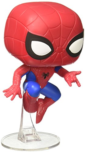 Funko Pop Spiderman saltando (Marvel 160) Funko Pop Marvel