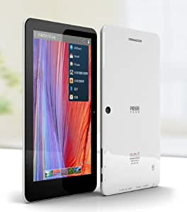 Ployer Momo7 IPS Tablet PC - 7 Inch Android 4.1.1 (Jelly Bean), IPS SCREEN; WIFI; ROCKCHIP RK3066 DUAL CORE - 2 X CORTEX A9; QUAD GPU - IPS 1024 x 600 Capacitive 5 Point Touch Screen, 16GB Storage, 1GB DDR3 Memory, Ultra Thin 8.6mm design - HDMI & 3D Output - New Google Play Installed - 1.3MP Front Camera - Flash 11.1 Pre-Installed - All iPlayers and Flash Content Compatible
