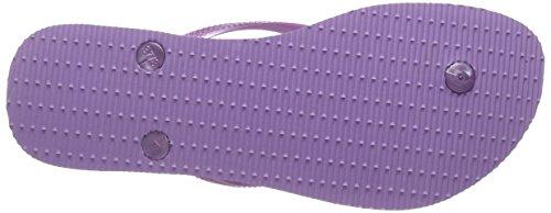 Havaianas Damen Slim Zehentrenner Violett (SOFT LILAC 2529)