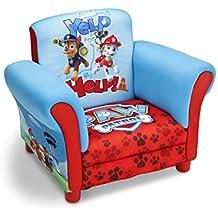 Disney Niños Mickey Mouse de la silla tapizada