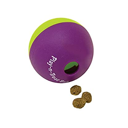 OurPets Play-N-Treat Twin Pack Cat Toy 4