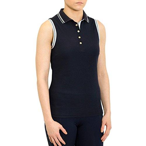 Green Lamb - T-shirt de sport - Femme Bleu Marine