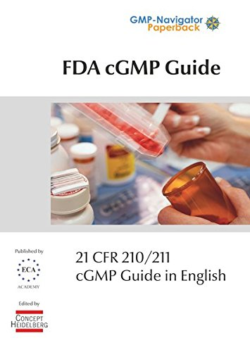 FDA cGMP Guide