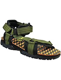 Sparx Men's Nylon Athletic & Outdoor Sandals