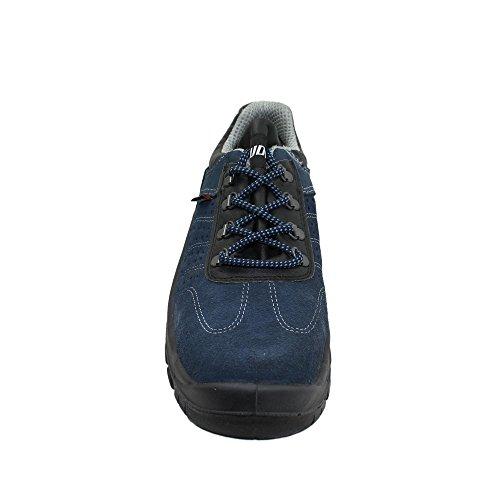 Auda s1P sRC chaussures de travail chaussures chaussures berufsschuhe businessschuhe plat bleu Bleu - Bleu