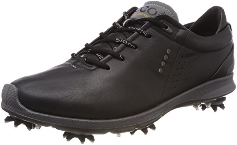 ECCO Biom G2 Zapatillas de Golf, Hombre, Negro (Negro 50054), 39 EU
