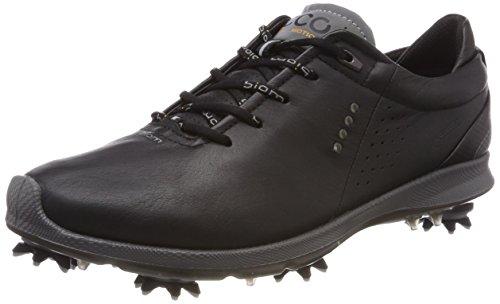 ECCO Herren Mens Biom G 2 Free GTX Golfschuhe, Schwarz Black Transparent 50054, 40 EU (Gtx Golf)