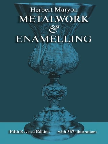 Metalwork and Enamelling (English Edition)