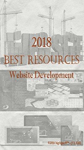 2018 Best Resources for Website Development (English Edition)